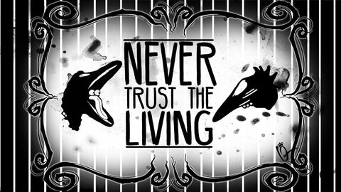 Never Trust the Living Canvas