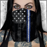 First Responders - EMS American Flag Neck Gaiter