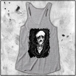Ladies | Apothic Ink | Poe | Triblend Racerback Tank
