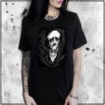 Ladies | Apothic Ink | Poe | Oversized Tee