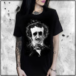 Ladies | Apothic Ink | Edgar Allan Poe | Oversized Tee