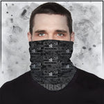 Respect The Underground - RTU Dark Camo Neck Gaiter