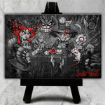 Sinister Fables | All In Here | Canvas