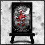 Sinister Fables | Who Are You? | Canvas