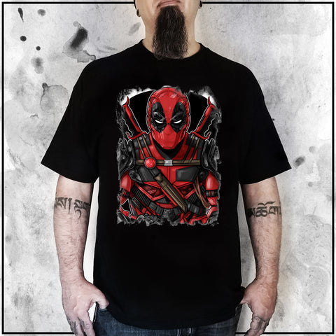 Gents | Terry Huddleston - Deadpool | Crew