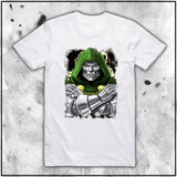 Ladies | Terry Huddleston - Dr Doom | Oversized Tee