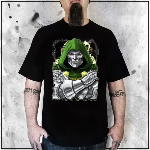 Gents | Terry Huddleston - Dr Doom | Crew