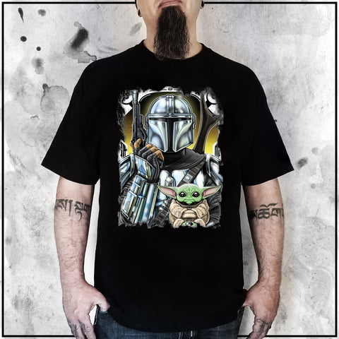 Gents | Terry Huddleston - Mandalorian | Crew