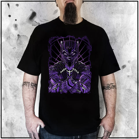 Gents | Terry Huddleston - Purple Panther | Crew