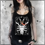 Ladies | Terry Huddleston - Venom | Triblend Racerback Tank