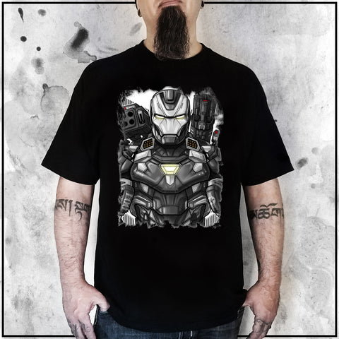 Gents | Terry Huddleston - War Machine | Crew
