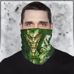 Toke the Raven - The Joker Neck Gaiter