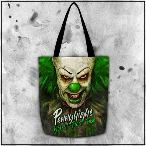 Toke the Raven - Pennyhighs Tote Bag