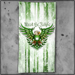 Toke the Raven - Weed the People Light Beach Towel