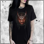 Ladies | Twisted Insane - Portrait | Oversized Tee