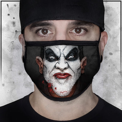 Twiztid - Madrox Face Mask