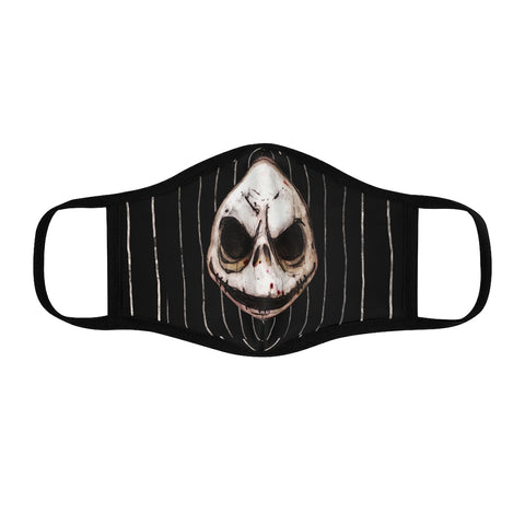 NBC | Jack Skellington | Fitted Polyester Face Mask