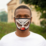 Horror | Pennywise Eye (Old) | Mixed-Fabric Face Mask