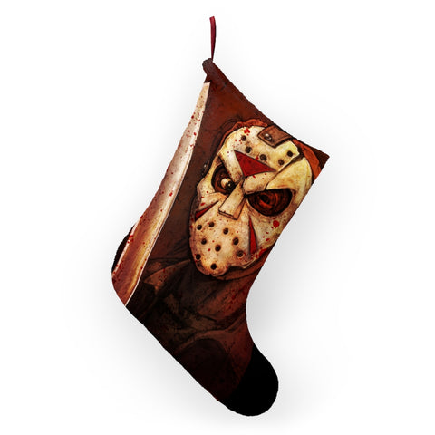 Horror | Jason Voorhees | Christmas Stockings