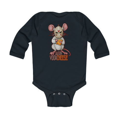 Cuddly Killers | Jason Voorcheese | Infant Long Sleeve Bodysuit