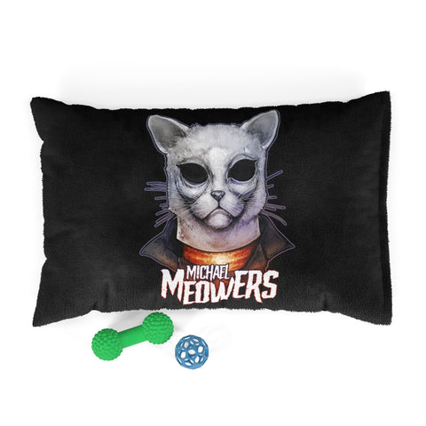 Cuddly Killers | Michael Meowers | Pet Bed
