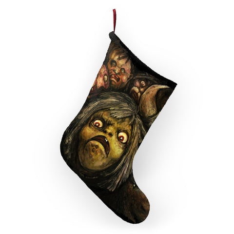 Labyrinth | Did She Say It? | Christmas Stockings