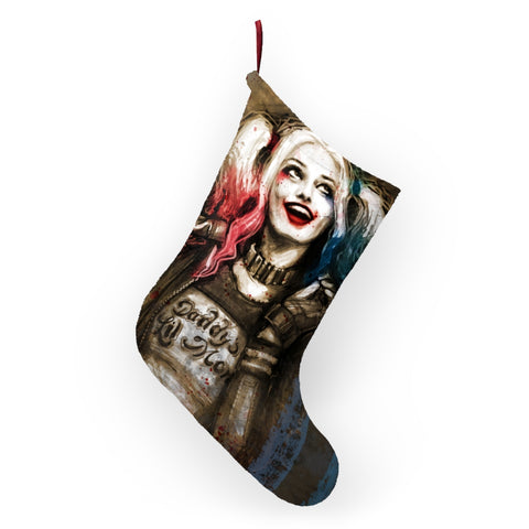 Harley Quinn | Christmas Stockings
