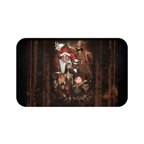 NBC | Nightmare Before Christmas Cast | Bath Mat