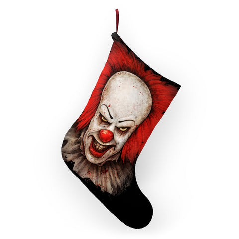 Horror | Pennywise (Old) | Christmas Stockings
