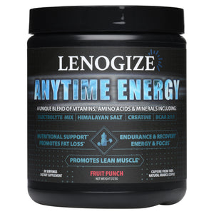 Lenogize Anytime Energy Powder Supplement