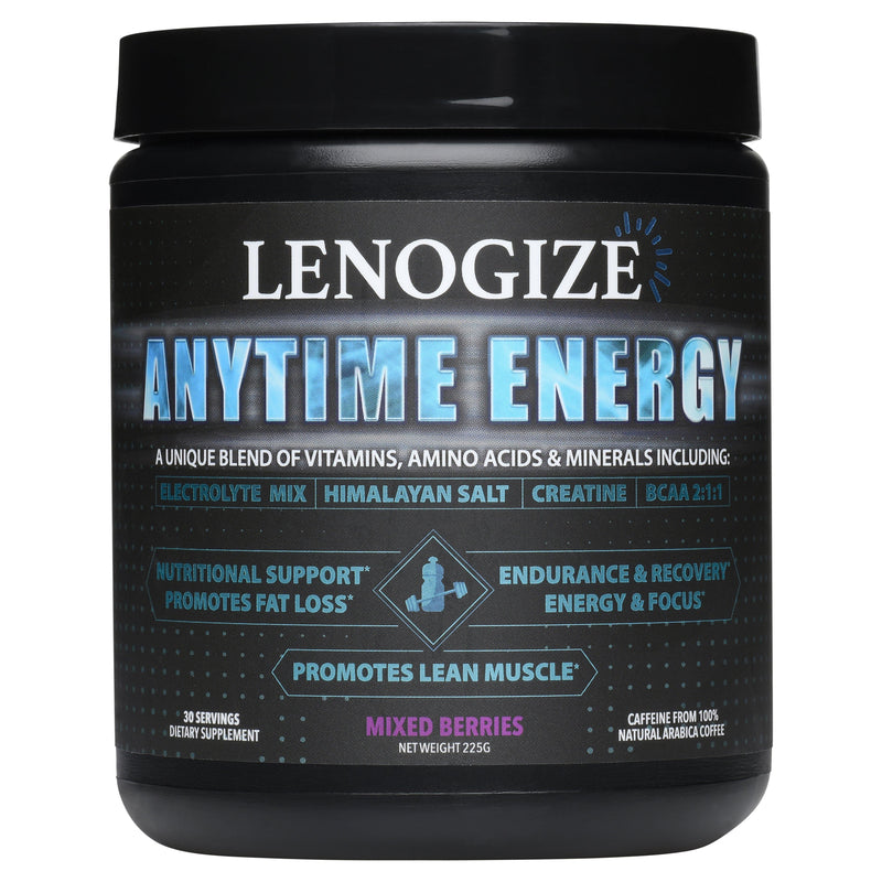 Lenogize Anytime Energy Powder