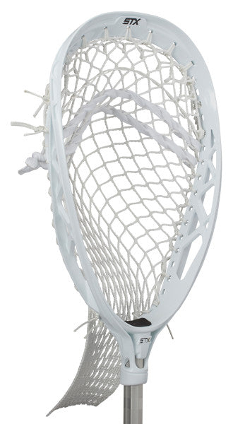 STX Eclipse II Lacrosse Goalie Head (Strung)