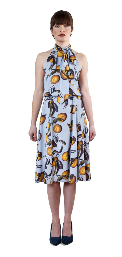 Osa Halterneck Dress