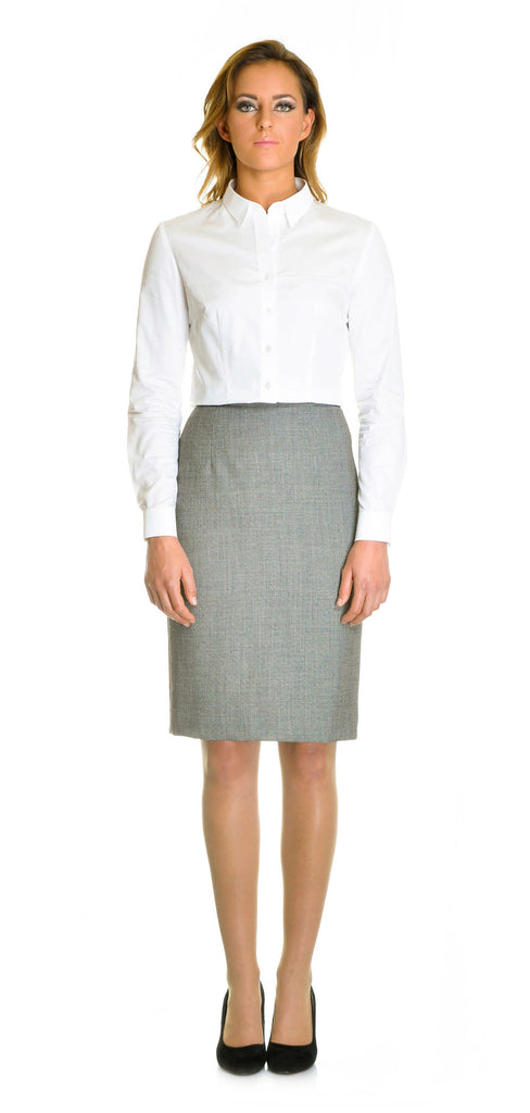 Colden Classic Pencil Skirt