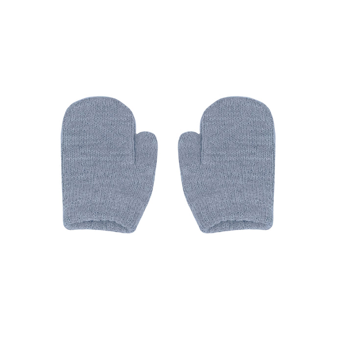 HONESTY MITTENS | LIGHT GREY