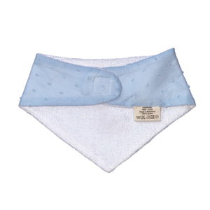 MARIGOLD BANDANA | LIGHT BLUE