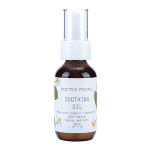 ACEITE CORPORAL | SOOTHING OIL | BABIES & KIDS