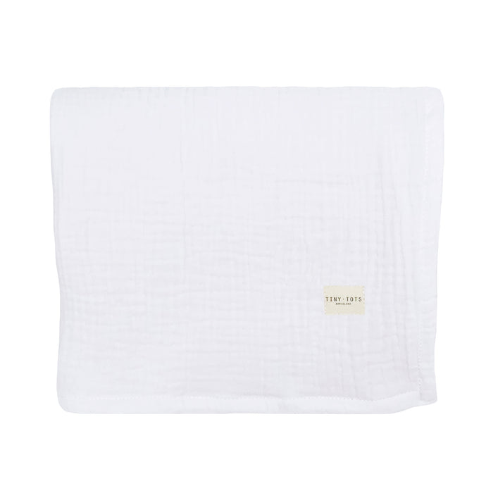 MOSS BLANKET XL | CHALK WHITE