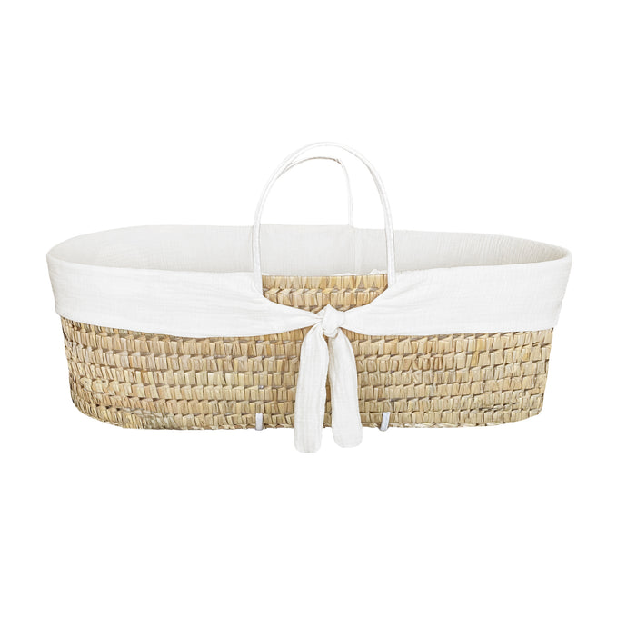 MOSES BASKET PROTECTOR | OPTIC WHITE
