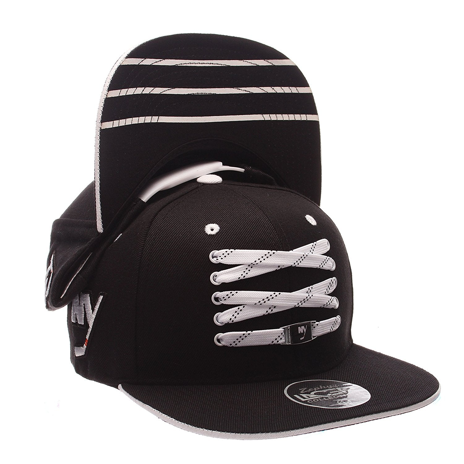 New York Islanders Black Jersey Snapback