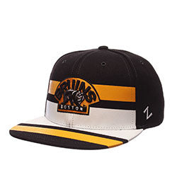 Boston Bruins 'Linesman' Zephyr Snapback