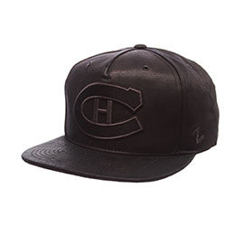 Montreal Canadiens 'Dynasty' Zephyr Snapback