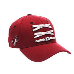 Arizona Coyotes Curved Bill Stretch Fit