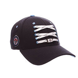Winnipeg Jets Curved Bill Stretch Fit