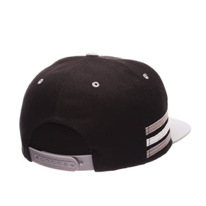 Los Angeles Kings Black 'Locker Room' Snapback