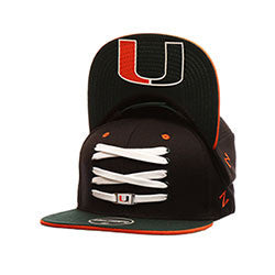 Miami Hurricanes 'Eclipse' Snapback