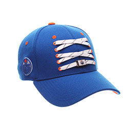 Edmonton Oilers Curved Bill Stretch Fit