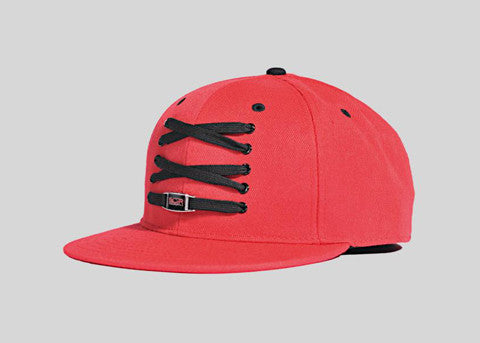 Red & Black Fitted