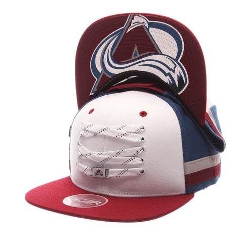 Colorado Avalanche  Locker Room  LTD Snapback b3a7ee884a2e