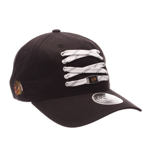 Chicago Blackhawks Lacer Strapback